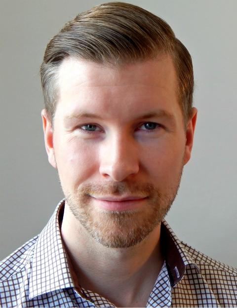 Counsellor Ciaran McMahon